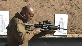 Combat Focus Carbine Shooting