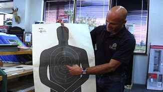Targets for Firearms Training