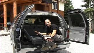 Deploying Long Guns in Vehicles