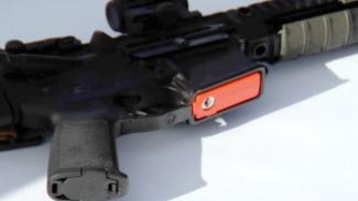 Securing an M4-Type Long Gun with MagVault