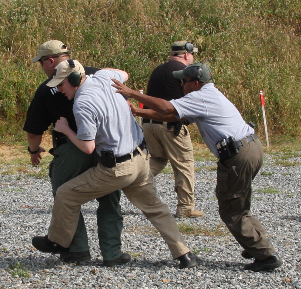 Should You Use Your Self Defense Guns to Defend a Stranger?