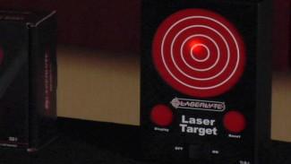 Laser Training Target Drills
