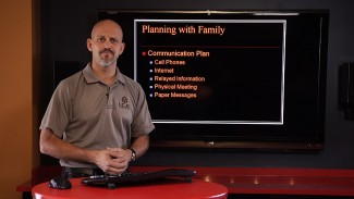 Family Safety Plan: Communication