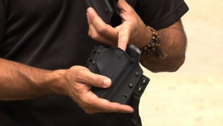 Self Defense Handgun Holster Options and Long Term Evaluation: RAC Holsters
