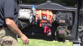 Roadside Emergency Kit: Medical Equipment for a Vehicle