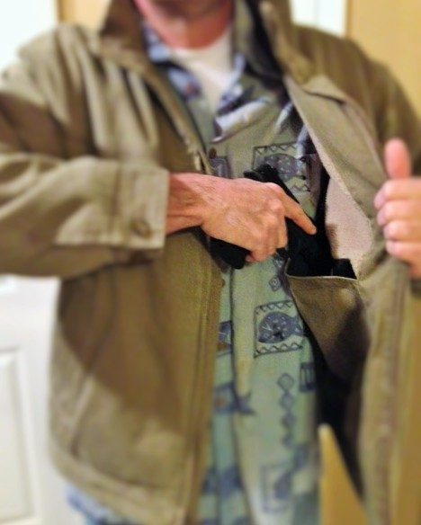 Alternate Concealed Carry Clothing Options Revisited