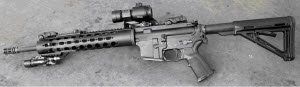 The JP-15LE, a sub-MOA rifle built for the rigors of law enforcement use. A lightweight, extremely accurate rifle capable of shooting as well as most precision rifles.