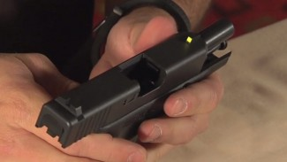 Installing Defensive AmeriGlo Sights on a Handgun