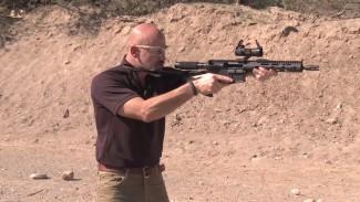 AR-15 Pistol Use