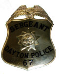 dayton police sergeant