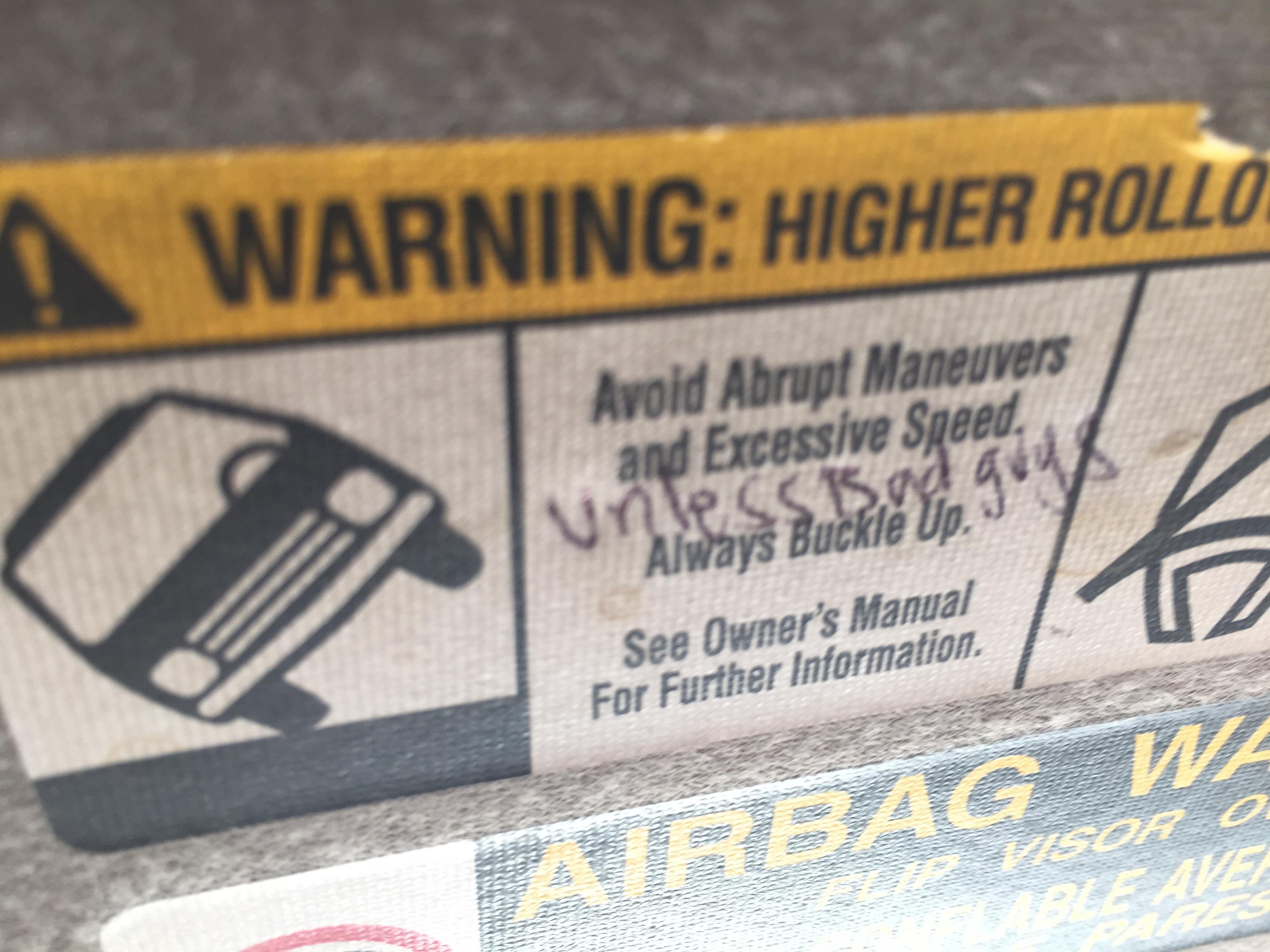emergency driving dynamics