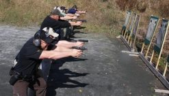 Firearms Training