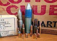 ammunition caliber
