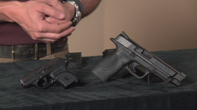 Selecting a Self-Defense Weapon Backup - Self Defense Weapons