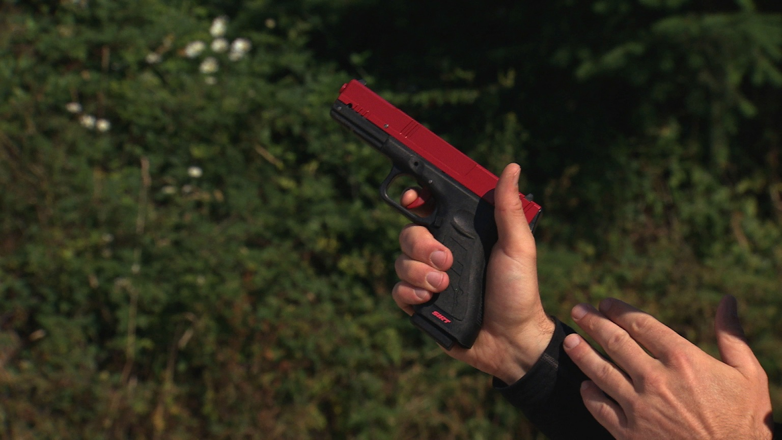 Self-Defense Video on Trigger Control