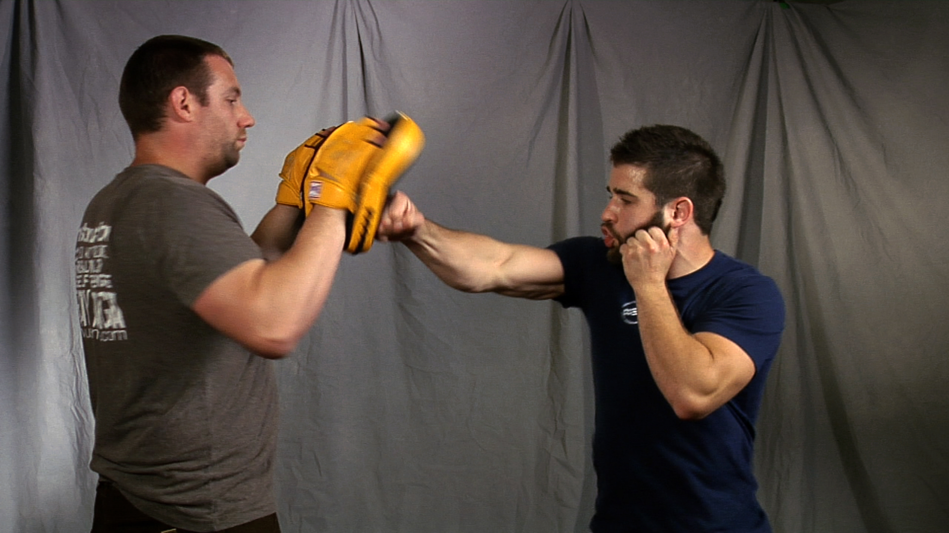 Krav Maga Striking for Self-Defense Training - Self Defense Videos