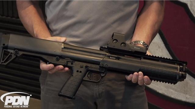 Kel-Tec KSG Compact Shotgun