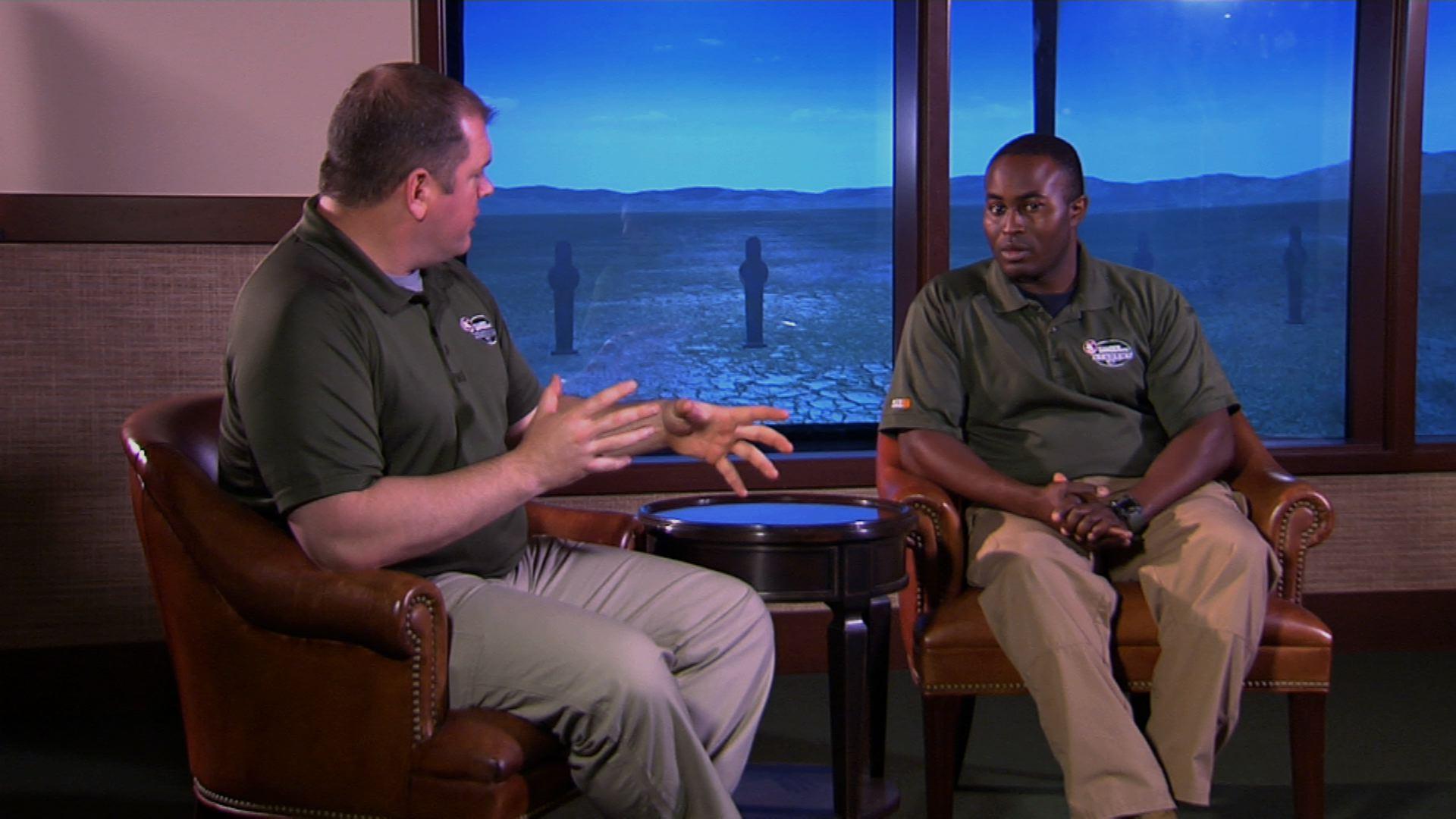 Gander Mountain's Firearm Simulators - Gander Mountain Training Academy