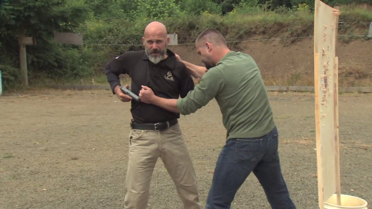 Firearms Training for Close Quarter Shooting