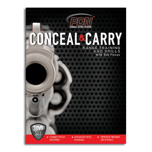 Concealed Carry: Range Training and Drills with Rob Pincus