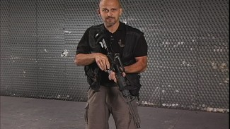Storing a Tactical Vest with Your Rifle | PDN