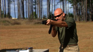 Reliability and Accuracy with a Mutant MK47 Rifle   PDN