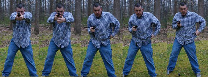 handgun reload
