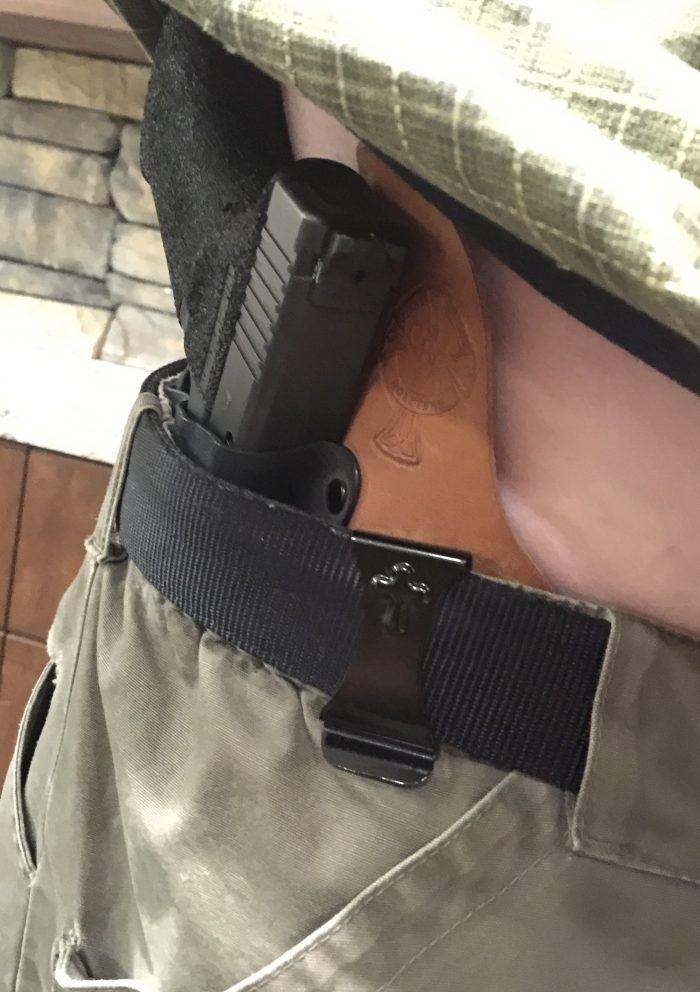 holster handgun