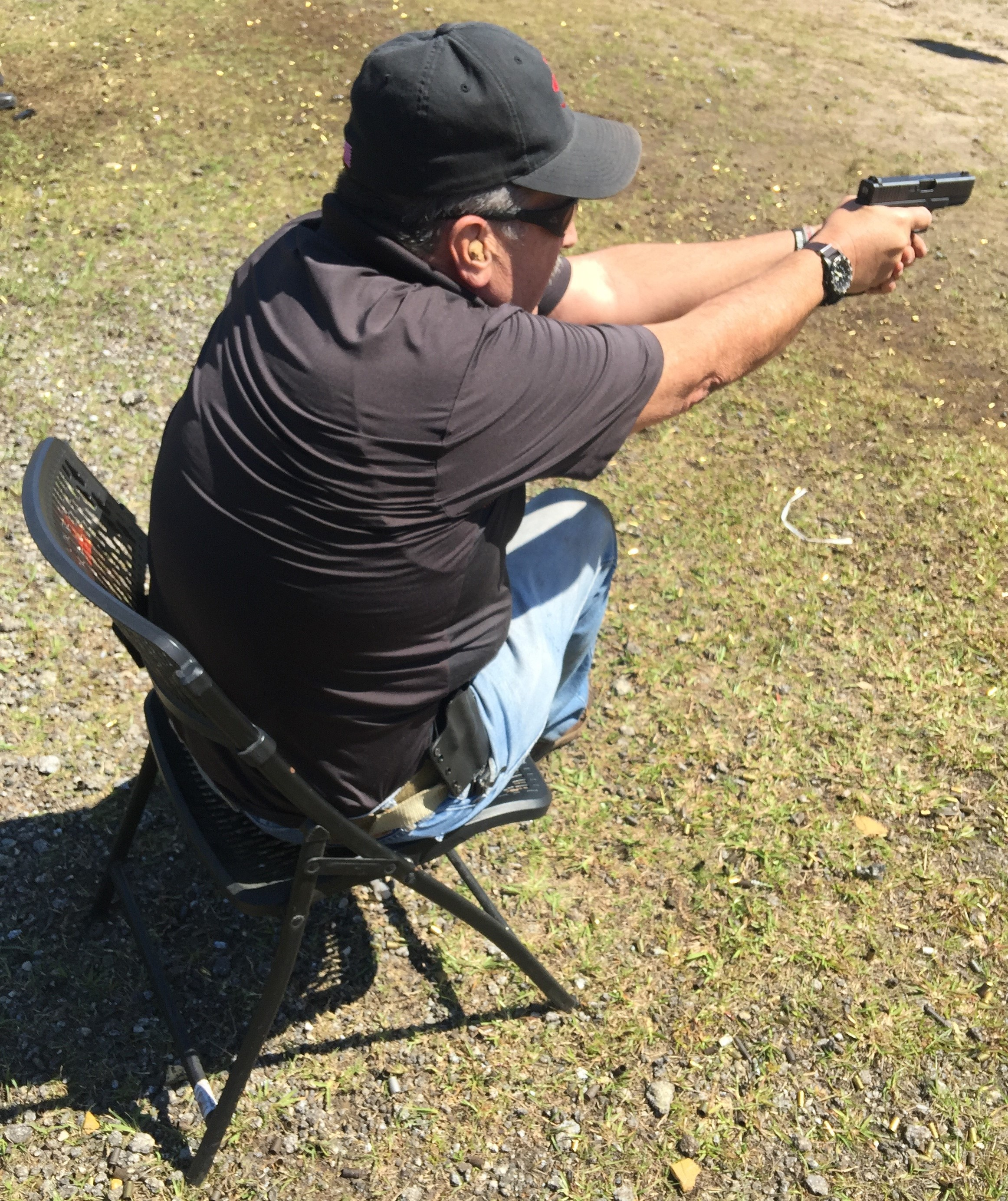 unorthodox shooting positions