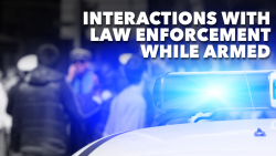 Interactions With Law Enforcement