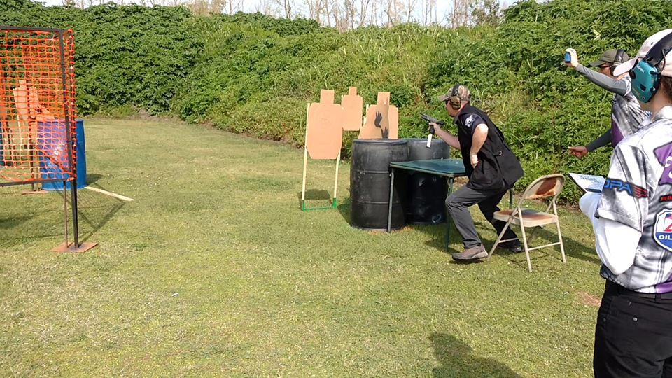 shooting drills