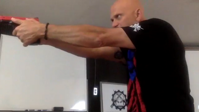 Rob Pincus appears on Gun Nation