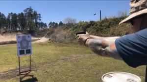 Deryck Poole shooting Kimber