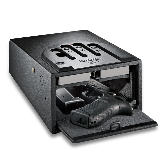 GunVault ready access safe