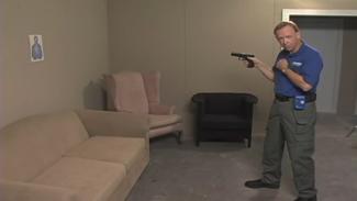 pistol reload drill