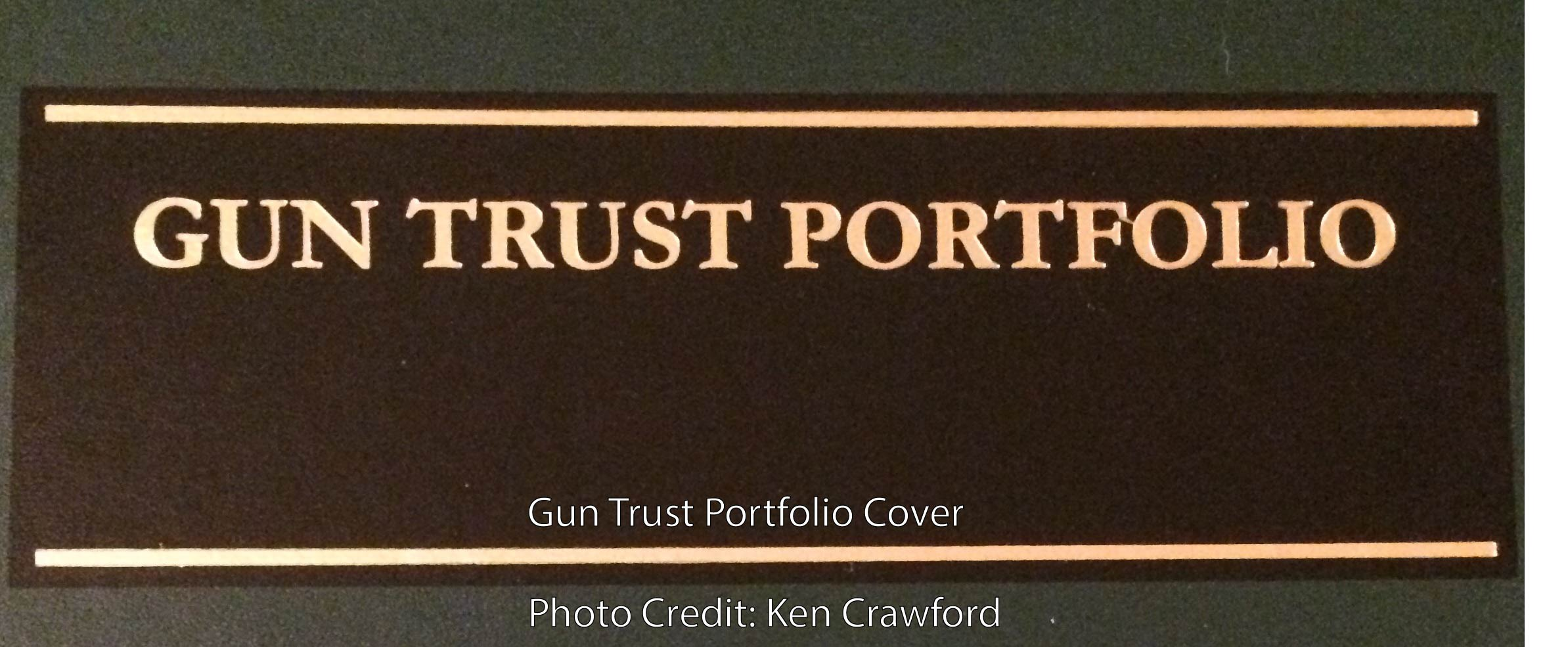 Gun Trust Portfoliol