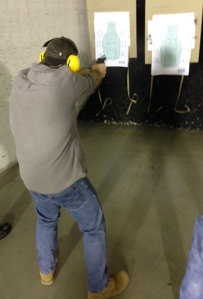 personal defense training
