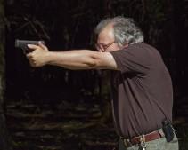 Defensive Shooting Stance