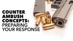 Counter Ambush Concepts: Preparing Your Response