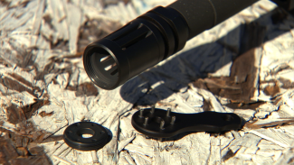 C3 Hybrid: AR-15 Compensator and Flash Hider
