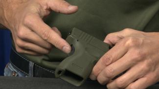 Handgun Grip Safety