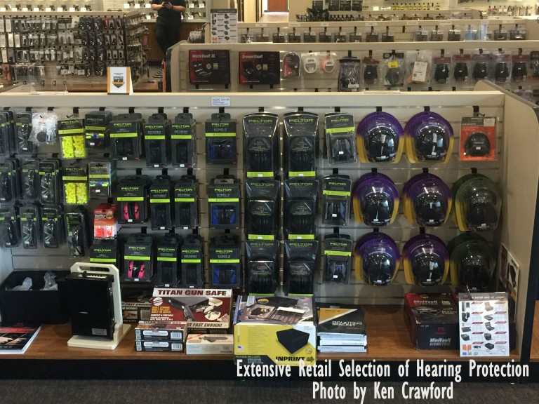 Retail Selection of Hearing Protection