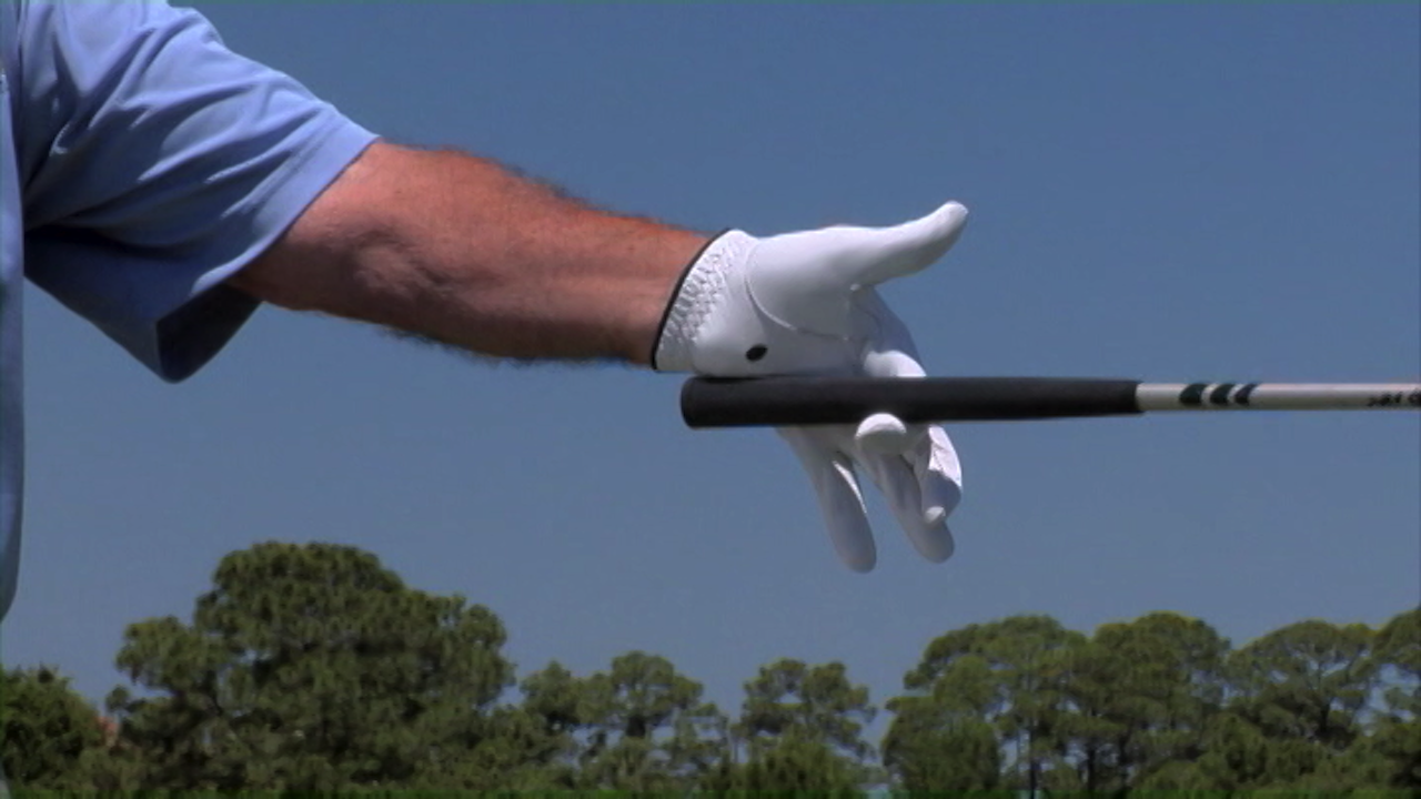 How to Hold a Golf Club: Expert Tips for a Better Grip   PGA
