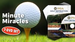 PGA Minute Miracles