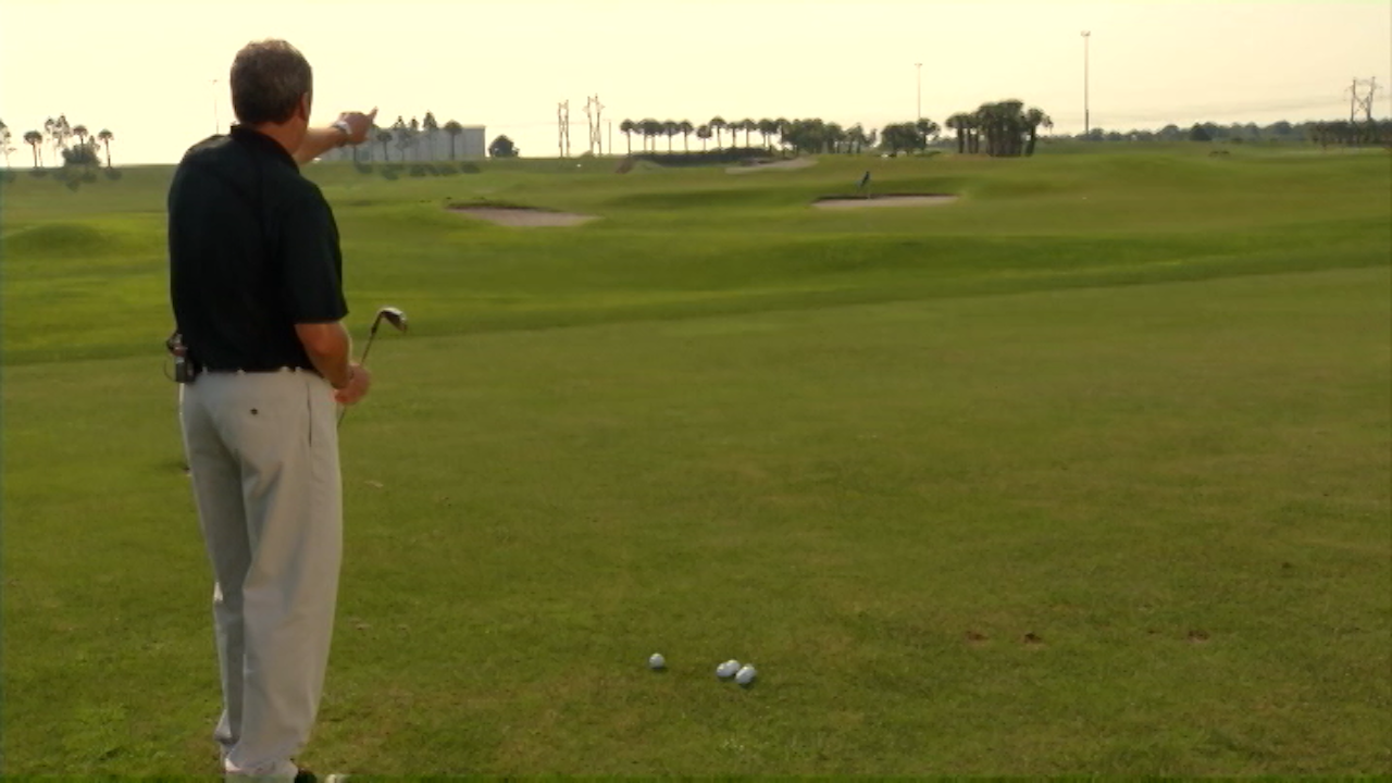 Improving Your Golf Mental Game: Picture The Ideal Shot