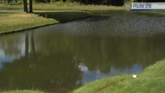 PGA 013536f_AV632u_c Rules of Golf-Lateral Water Hazards