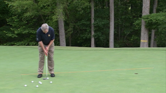 Practice Game: Putts with Break