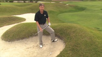 bunker shot tips