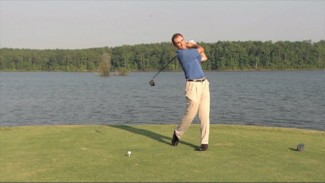 Body Turn for Great Tee Shots