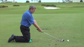 Hitting From the Knees Drill